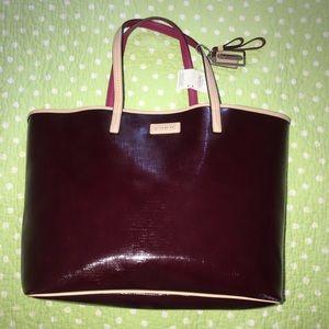 Coach tote/shopper bag